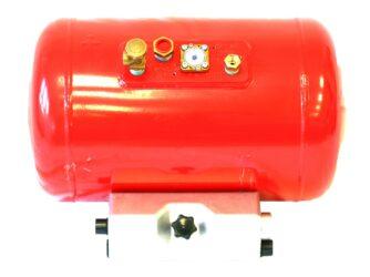 Brenngas-Zylindertank