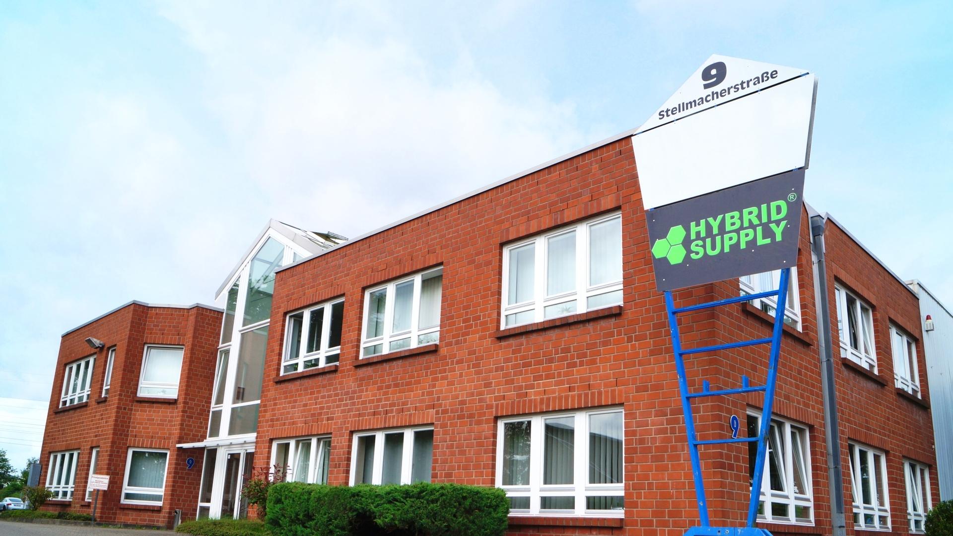 HybridSupply en 2013