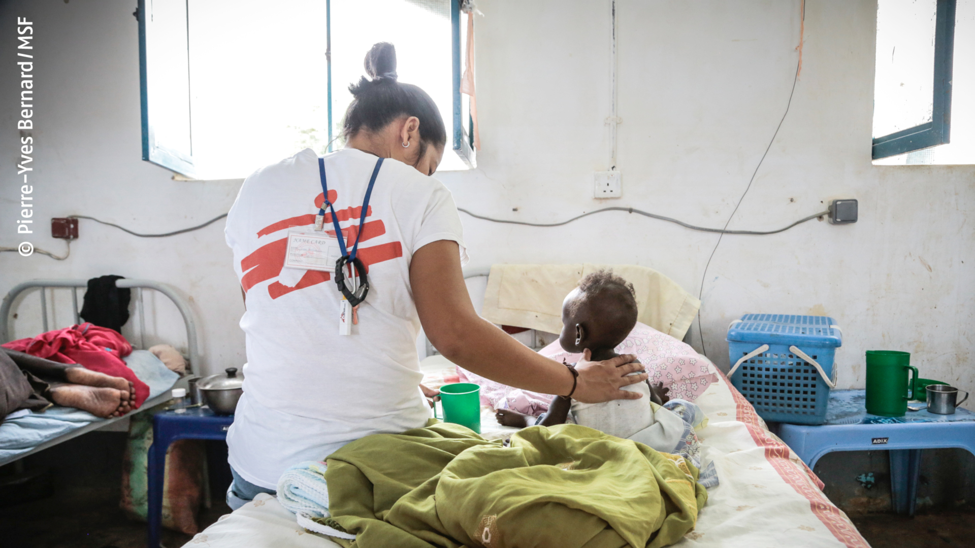 Yémen: Aide sous conditions extrêmes