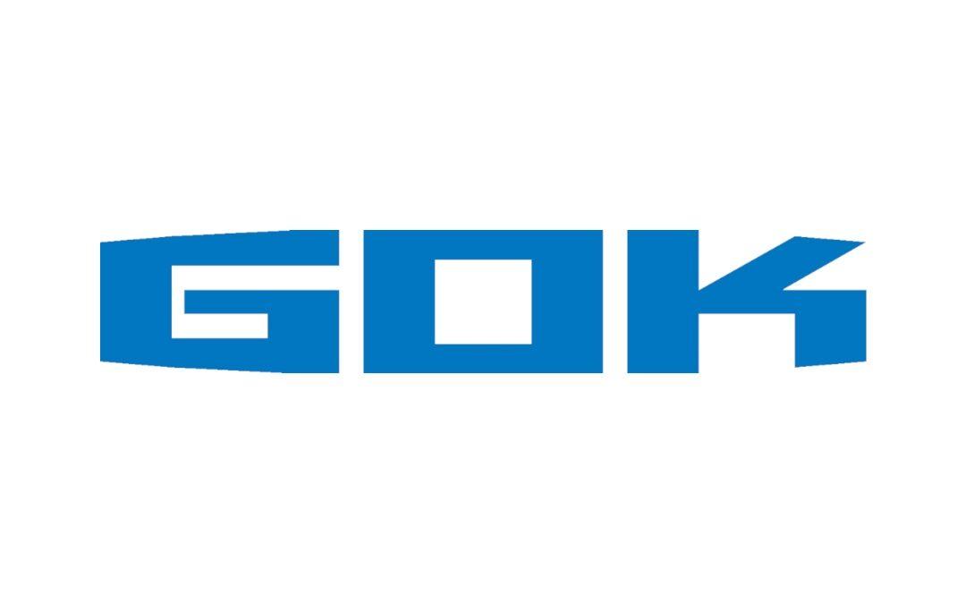 GOK Produktkataloge und technische Informationen im Downloadbereich