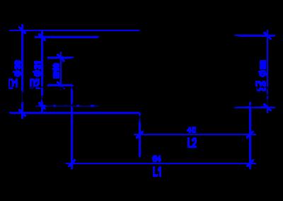 DREHMEISTER Buse Euronozzle Adaptateur pour réservoir Autogas avec filetage extérieur M10