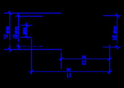 DREHMEISTER Buse Euronozzle Adaptateur pour réservoir Autogas avec filetage extérieur M12
