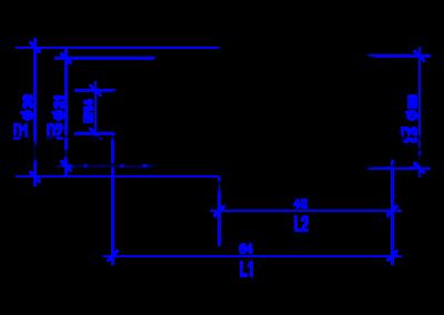 DREHMEISTER Buse Euronozzle Adaptateur réservoir Autogas avec filetage extérieur M14