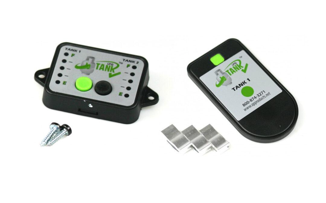 Mopeka Bluetooth indicateur de contenu pour les bouteilles de gaz