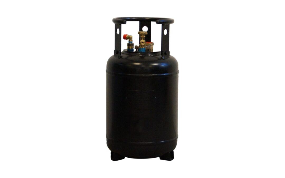 Bouteille réservoir de 30 litres avec 80% d'arrêt de remplissage – Sans période d'inspection de 10 ans