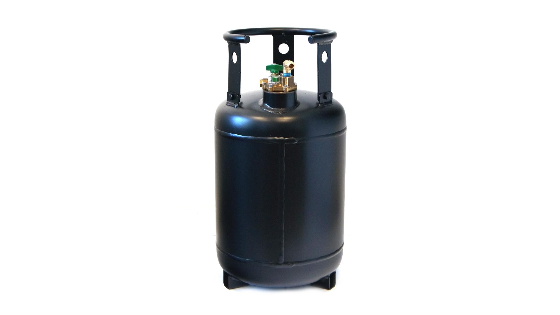 Bouteille réservoir 30 litres avec 80% de polyvannes