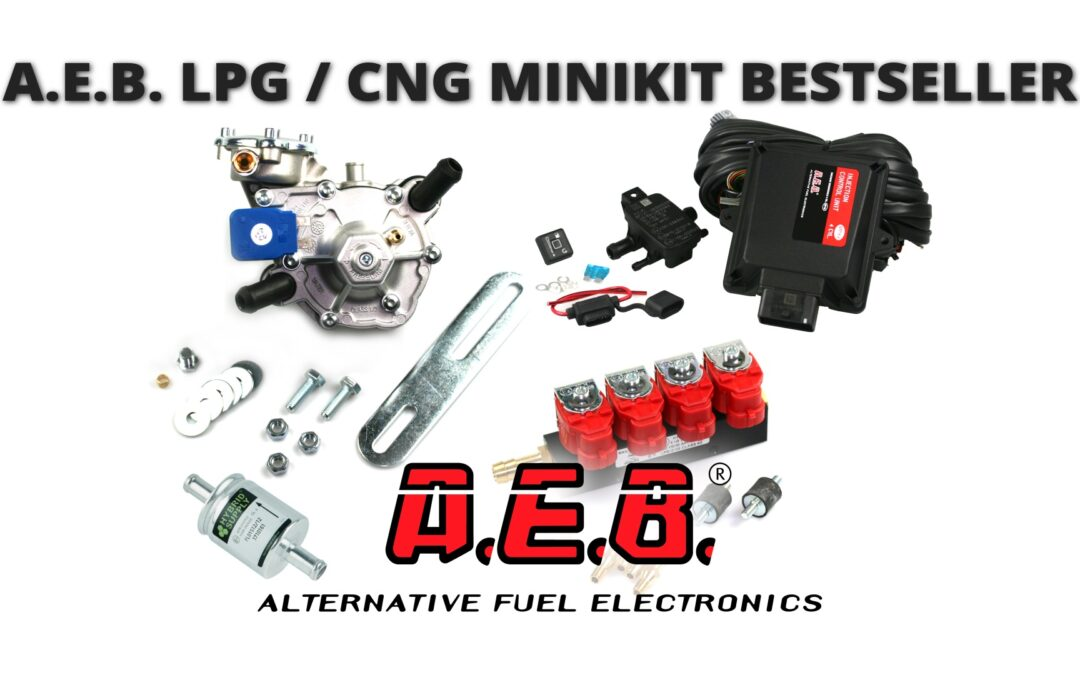 A.E.B. GPL/GNV kit-mini Bestseller