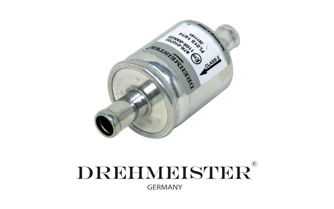DREHMEISTER Filtre GPL/GNV