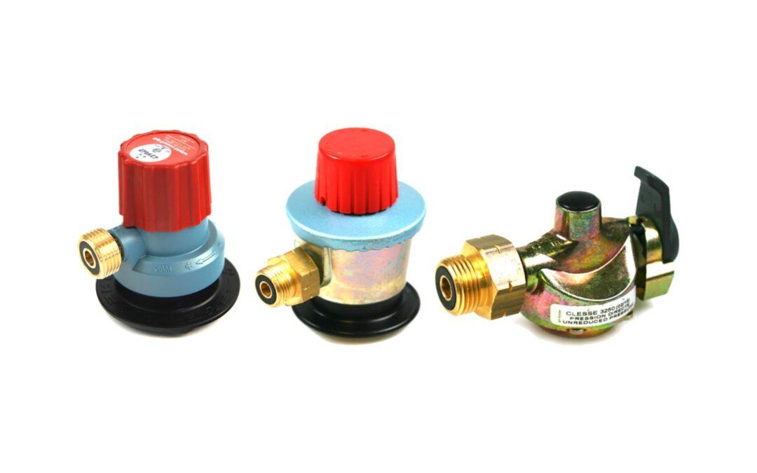 Clip-On adaptateur pour bouteille GPL