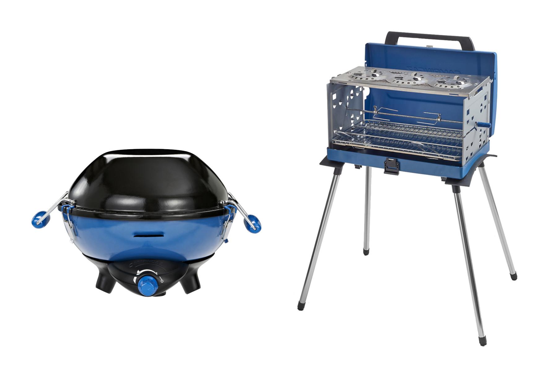 Campingaz grills à gaz compacts et puissants