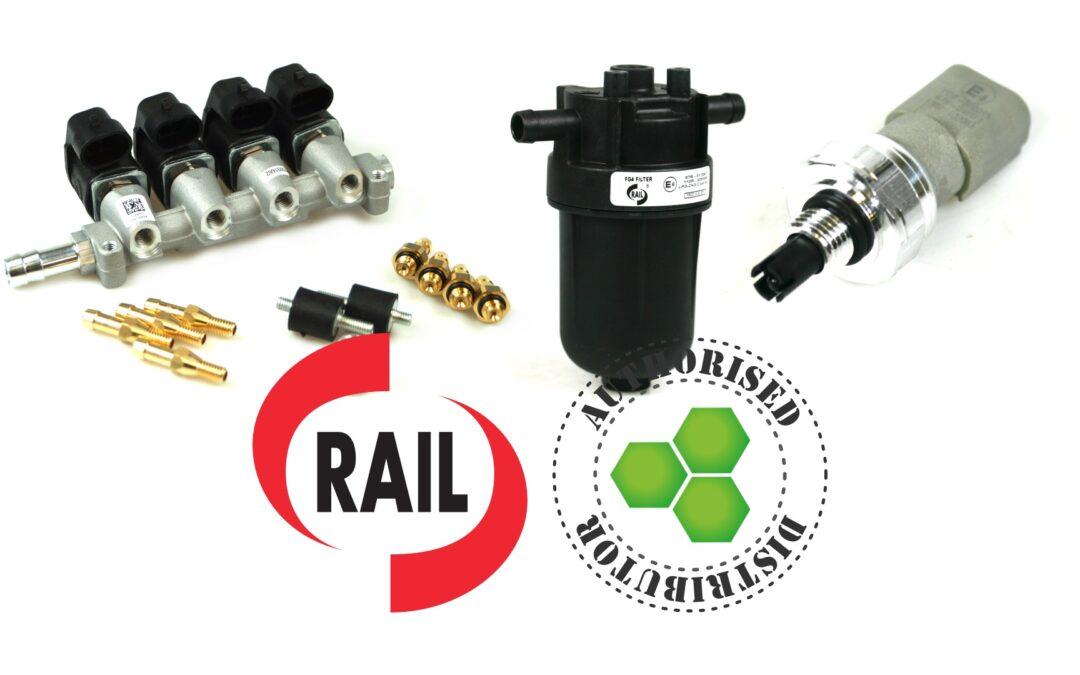 HybridSupply est le distributeur officiel de RAIL