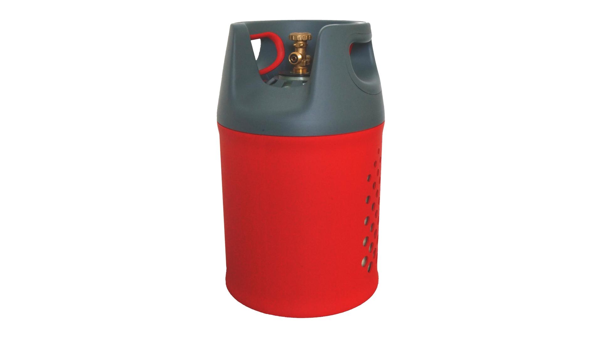 Komposit Tankflasche 24,5 Liter