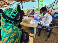 IDP Clinique mobile  à Abs