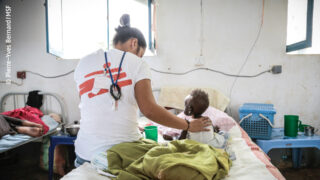 Yémen : Aider dans des conditions extrêmes