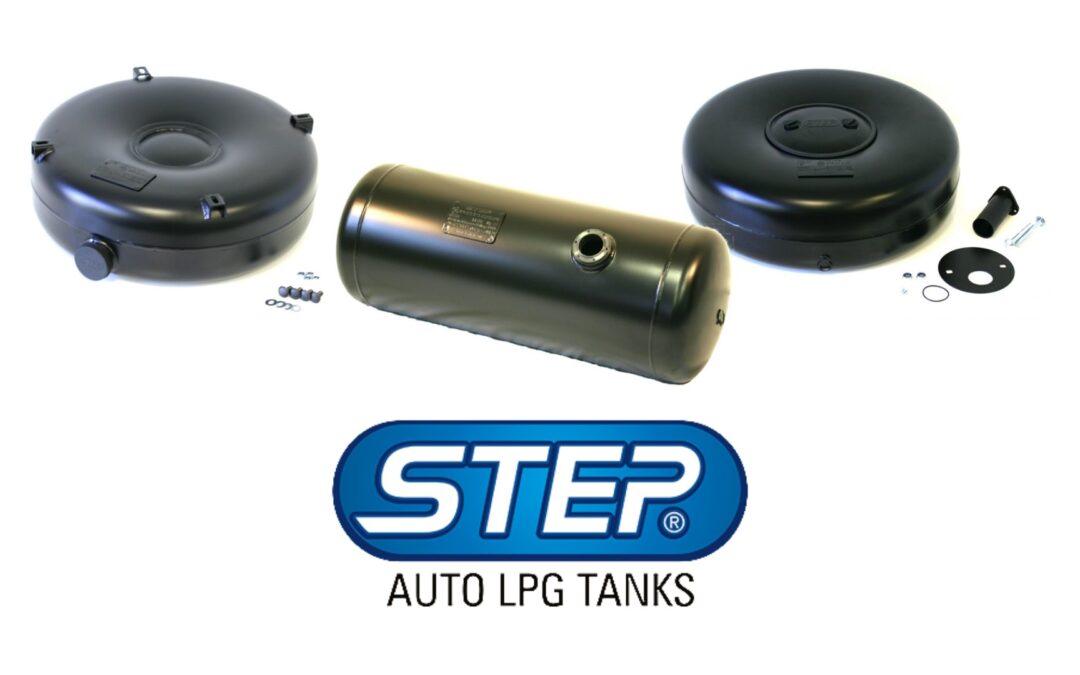 STEP Réservoir á gaz – La marque OEM