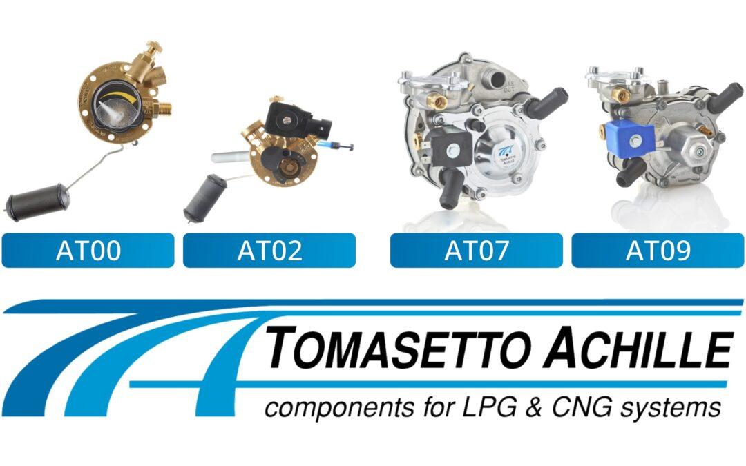 Tomasetto Composantes GPL & GNV