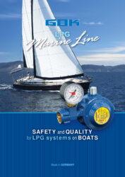 Solutions pour le gaz liquide sur les bateaux - MarineLine ( Anglais)